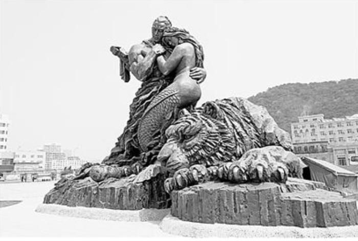 中西方雕塑的效果两者间有什么区别